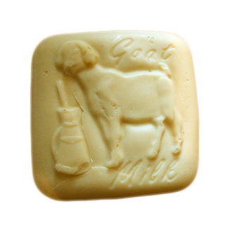 Goat and Churn Shaped Soap