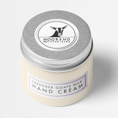 Lavender Goats Milk Hand Cream